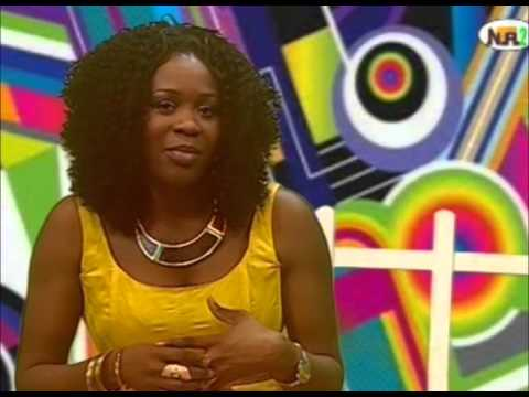 Toni Payne talks Social Media +  Does the AZONTO on NTA Jamz and Me