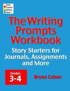 The Writing Prompts Workbook by Bryan Cohen