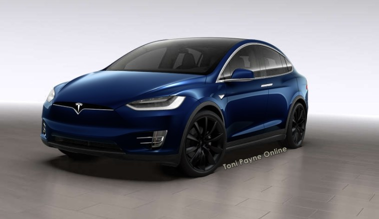 Tesla Model X All Wheel Drive Pictures Specs And Pricing