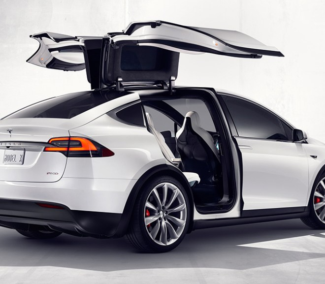 Tesla Model X  –  All Wheel Drive – Pictures, Specs and Pricing