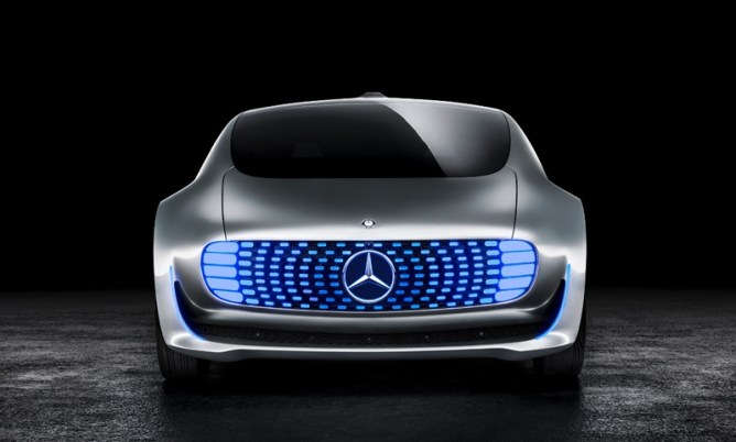Mercedes-Benz F 015 Concept Car - Video and Pictures 4