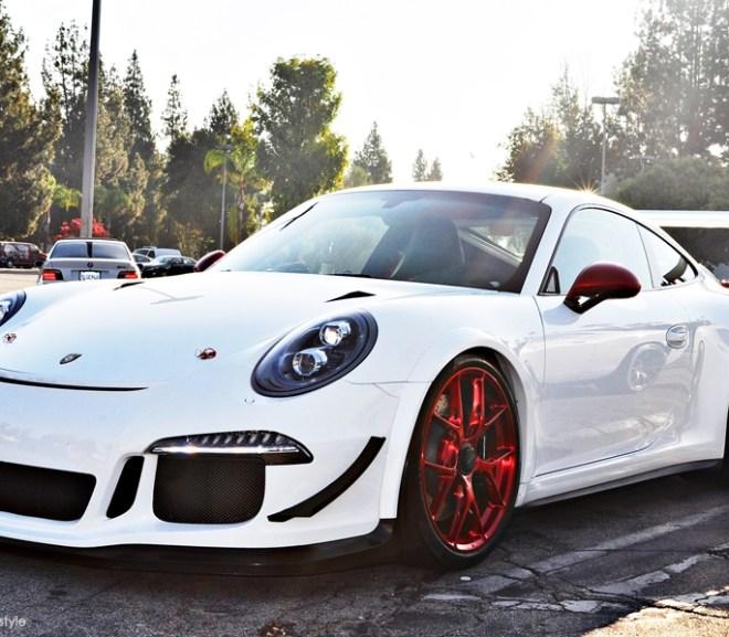 Lets Talk Cars: The Porsche 911 WC GT3