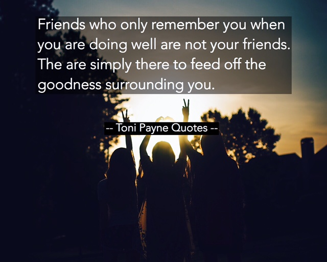 Quote about Fake Friends