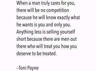 Love Quote about a Man Who Loves You wont Cheat