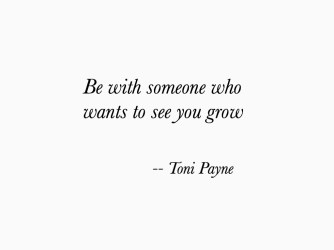 Love and Relationship Growth Quote