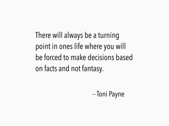 Quote about life and decision making