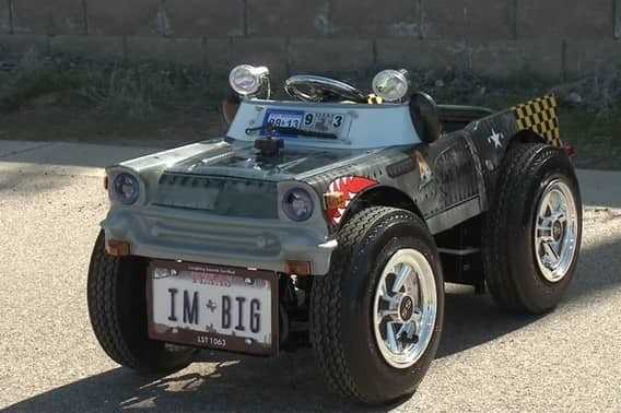 Фото самых маленьких машин в мире