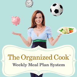 Get Weekly Meal Plans sent to your email