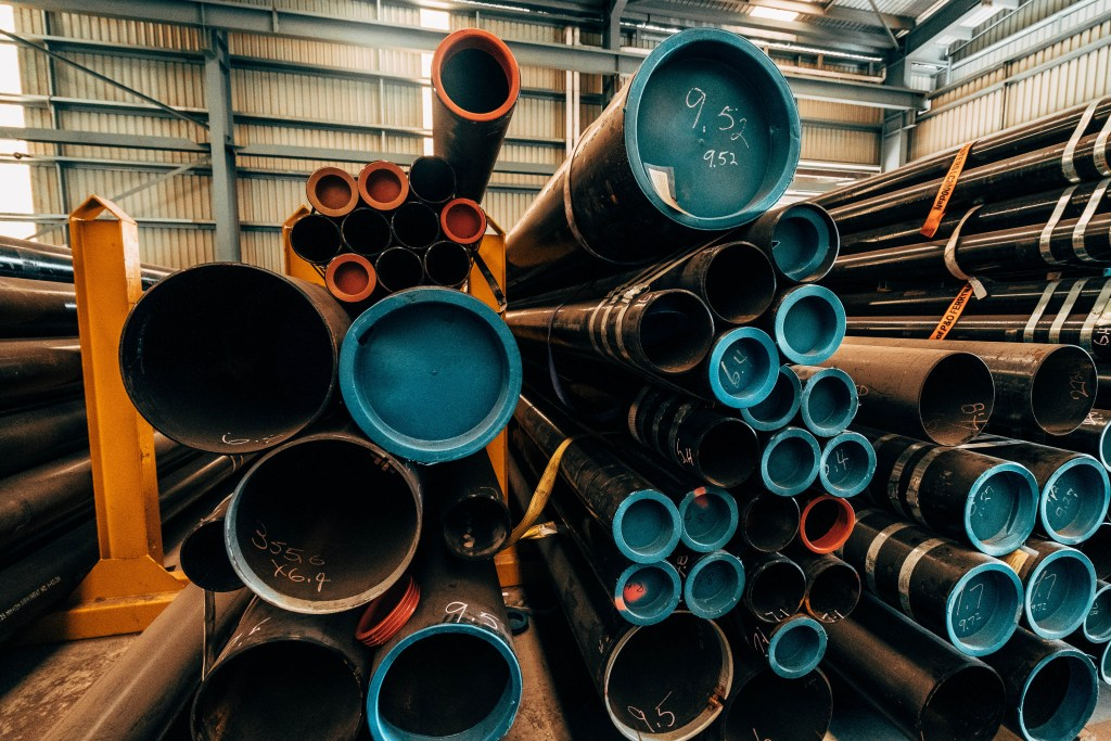 Line Pipe Image