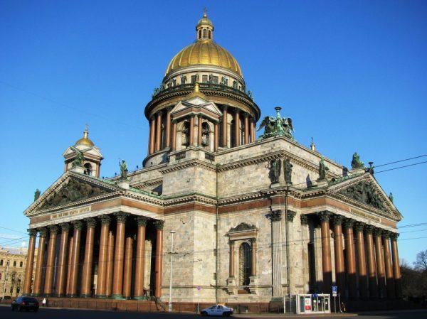 Какие главные исторические достопримечательности Санкт