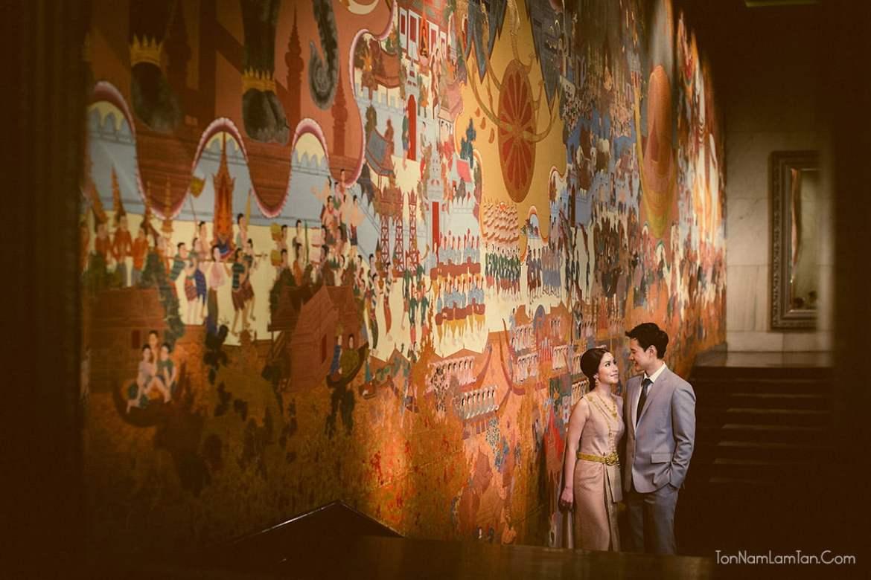 อนันตรา สยาม แต่งงาน Anantara Siam แต่งงาน งานหมั้น