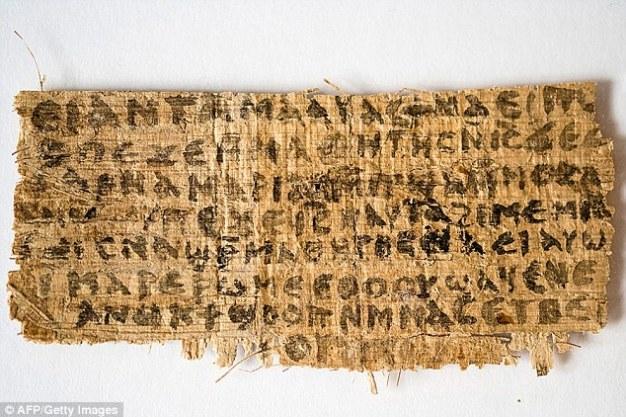 Manuscrito Jesus e Maria Madalena - To no Cosmos