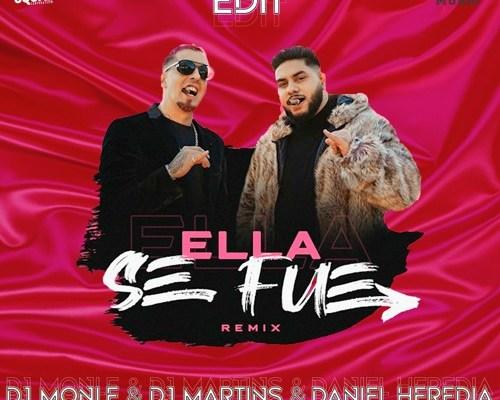 ELLA SE FUE - DAVILES DE NOVELDA