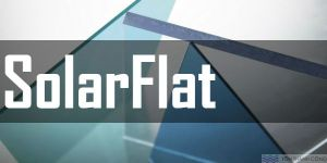 Tấm Polycarbonate SolarFlat - Tấm lợp lấy sáng đặc ruột
