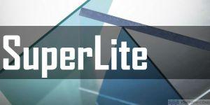 Tấm Polycarbonate SuperLite - Tấm lợp lấy sáng đặc ruột