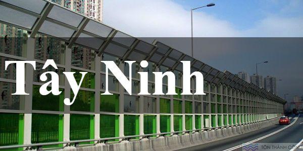 Tây Ninh mua bán tấm polycarbonate đặc ruột – rỗng ruột – tôn sáng
