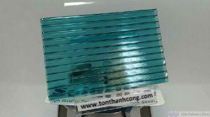 Solarlite Green ST (Xanh Lá) - Tấm Polycarbonate Rỗng Ruột HCM