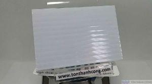 Solarlite Opal (Trắng Sữa) - Tấm Polycarbonate Rỗng Ruột HCM
