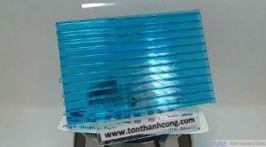 Solarlite Tosca (Xanh Biển) - Tấm Polycarbonate Rỗng Ruột HCM