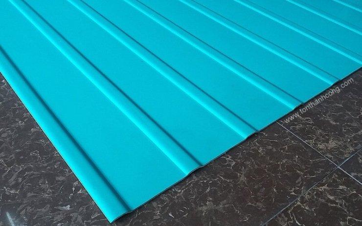 Trần Nhựa PVC ACU 13 Sóng Đũa - Chống Ăn Mòn & Lão Hóa