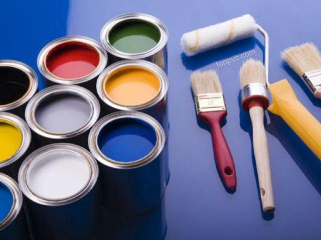 Giải pháp lợp mái tôn và vách ngăn chống ăn mòn cho nhà máy sản xuất sơn