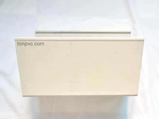 Hình 05 : mặt bên hông Máng Xối Nhựa PVC