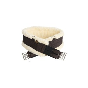 Kentucky Sheepskin Girth Gjort