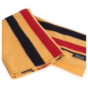 Shires New Market Blanket Teppe Golden Stripe