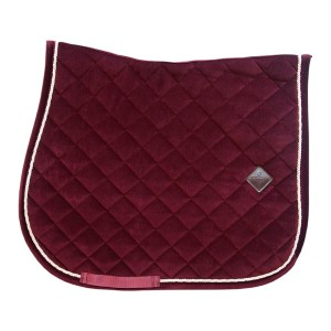 Kentucky Saddle Pad Corduroy Show Jumping