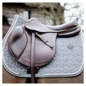 Kentucky Velvet Saddle Pad Sjabrakk Sprang