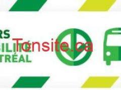 concours mobilite montreal - Concours Transports Québec : gagnez 3 cartes annuelles TRAM!
