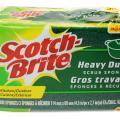 17675 Enlarged 1 - Éponges à récurer Scotch-Brite à 1$ après coupon!