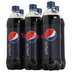pepsi 6 - 6 bouteilles de Pepsi ou Coca Cola (710 ml) à 2$ (sans coupon)!