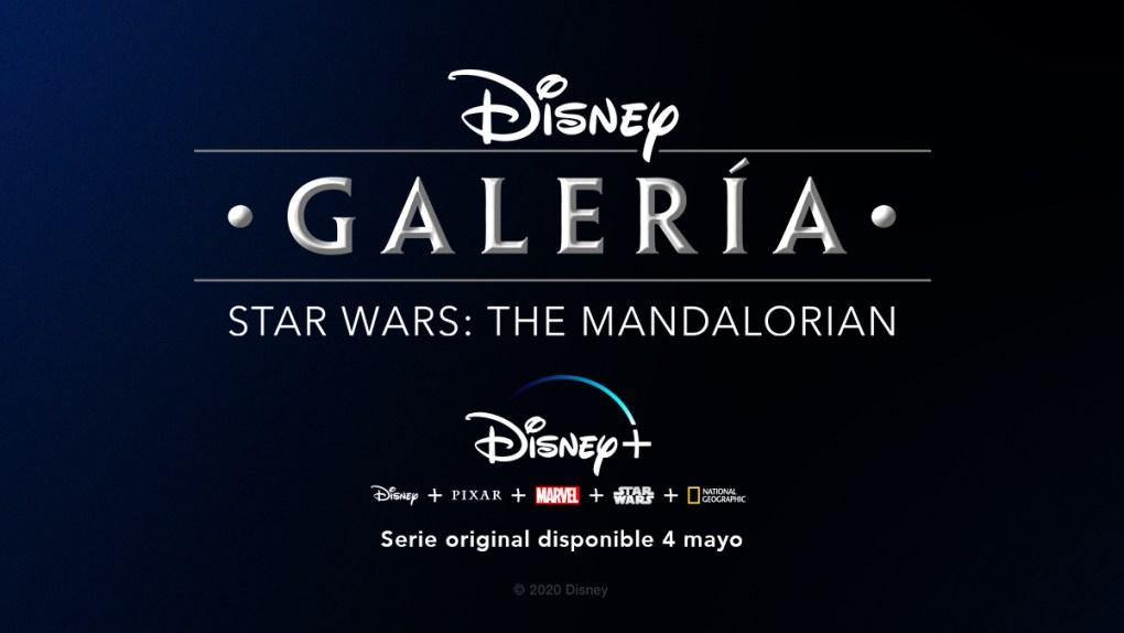 Disney Galería Star Wars: The Mandalorian