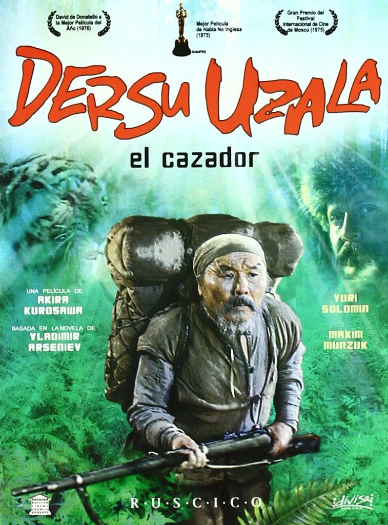 Dersu Uzala póster
