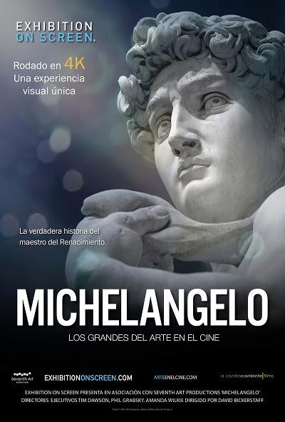 Póster de la película Michelangelo
