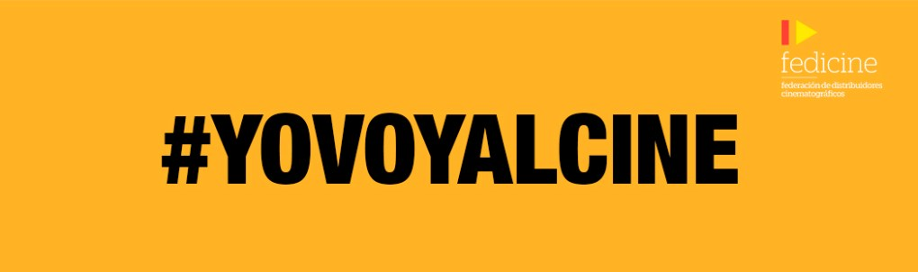 Campaña #YoVoyAlCine