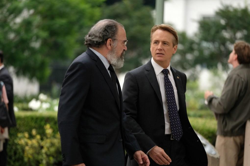 Saul en el último episodio
