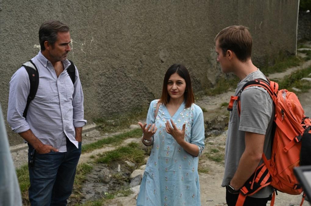 Bob y Mack en Pakistan en Viaje a lo oculto
