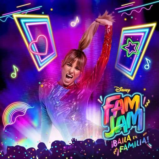 póster de Fam Jam ¡Bailar en familia!