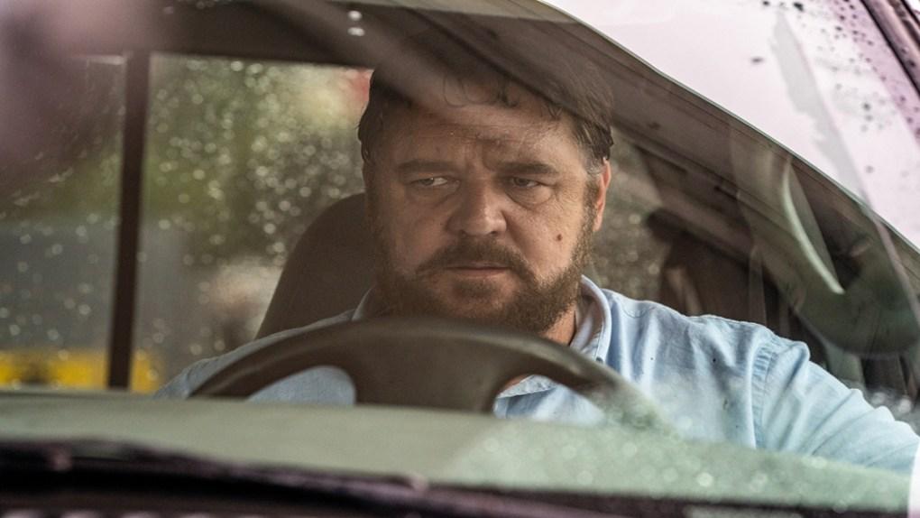 Salvaje de Russell Crowe
