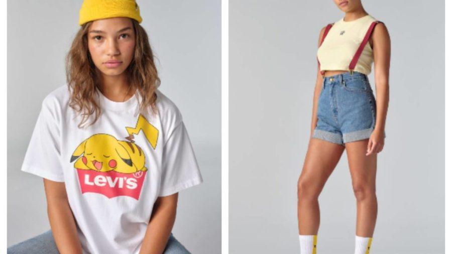 Camisetas picachu