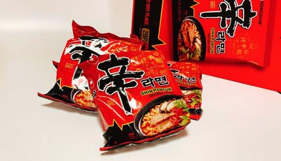 辛ラーメン(3袋)