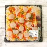 ほたてプリプリ!コストコの北海ちらし寿司は見た目そのままの豪華な味
