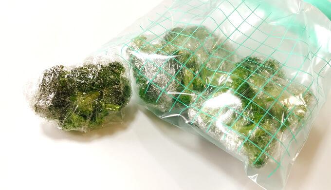 ブロッコリー(冷凍)