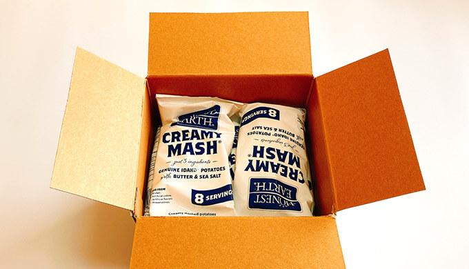 クリーミーマッシュ(箱の中)