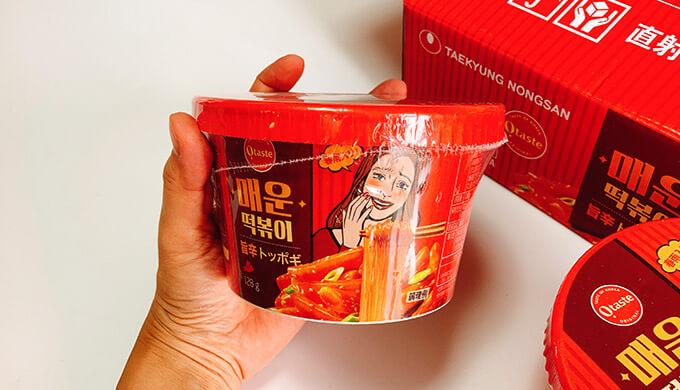 トッポギカップ(1食分)
