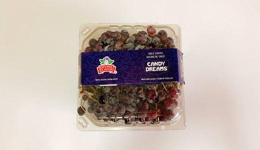 コストコグレープ「キャンディドリーム」は名前のままの甘いぶどう