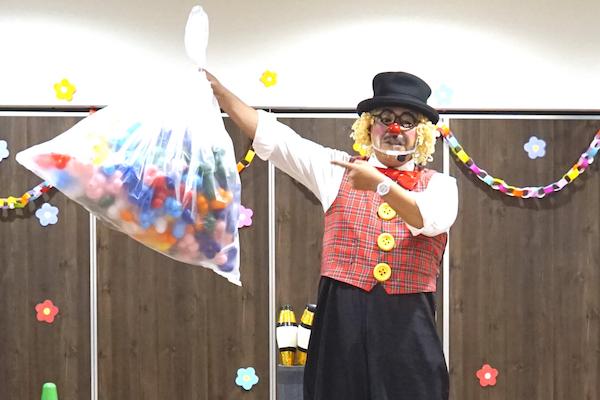 豊島区の保育園での出張イベントは先生も一緒に大騒ぎ♪東京都豊島区