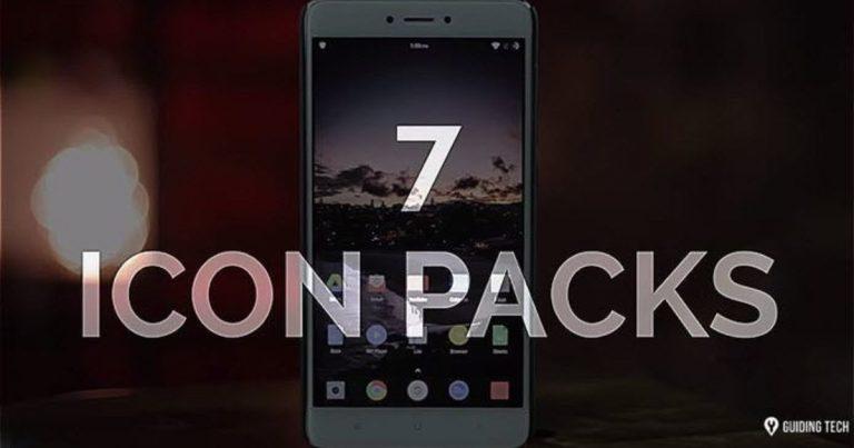 7 крутых пакетов значков для настройки вашего Android